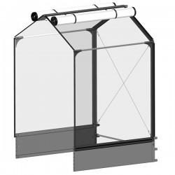 GrowCamp Tall Air Extension 30 - 120x120x180cm