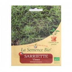 Graines bio - Sarriette vivace 0,2g graines biologique