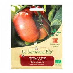 Graines bio - Tomate Brandywine 20g graines biologique