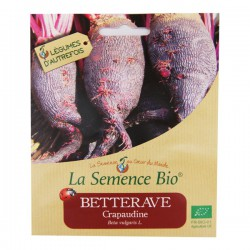 La Semence Bio - Betterave crapaudine