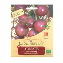 La Semence Bio - Tomate black cherry