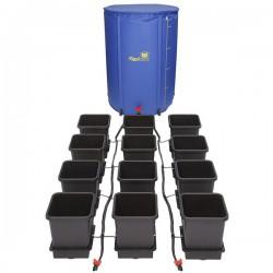 Autopot - Kit Autopot 12 pots 15L , systeme hydroponique , sans pompe sans électricité