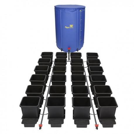 Autopot - Kit Autopot 24 pots 15L , systeme hydroponique , sans pompe sans électricité