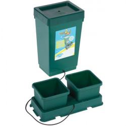 système hydroponique AutoPot - Kit Easy2Grow 2 pots 8.5L , sans pompe ni électricité