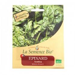 Graines bio - Epinard America 355g graines biologique