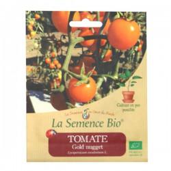 La Semence Bio - Tomate Gold Nugget
