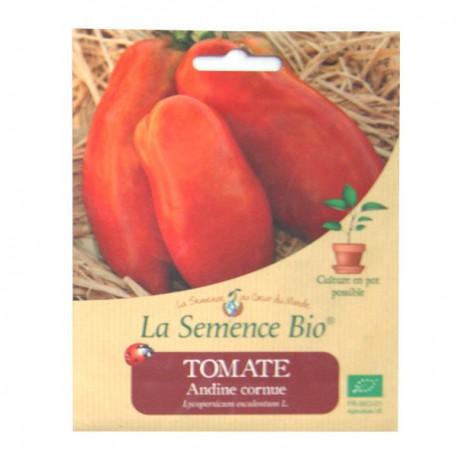 Graines bio - Tomate Andine cornue 20g graines biologique