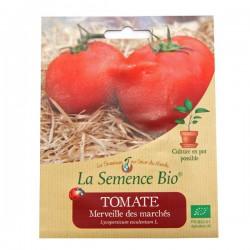 La Semence Bio - Tomate merveille des marchés