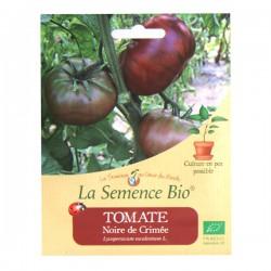 Graines bio - Tomate noire de Crimee 20g graines biologique
