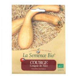 La Semence Bio - Courge longue de nice