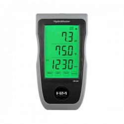 HM Digital - Hydromaster moniteur continu pour pH/EC/Temp hm-500 , testeur ph , ec et empérature