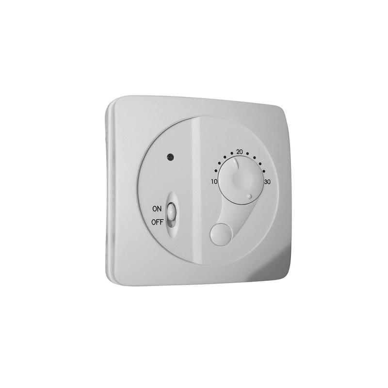 thermostat manuel 0-30°