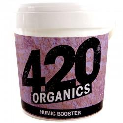 420 Organics - Humic Booster 175g , booster de croissance et floraison