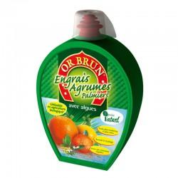 Or brun - Engrais agrumes 1L