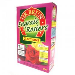 OR BRUN ENGRAIS ROSIERS 800G