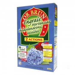 Or brun - Engrais hortensias 800g
