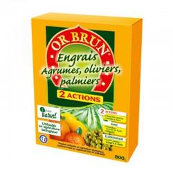 OR BRUN GRANULES OLIVIER AGRUMES 800G