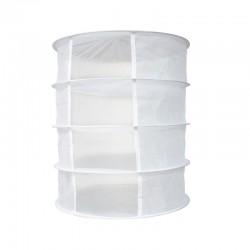 Filet de séchage DryNet 4 étages (diamètre: 60cm)