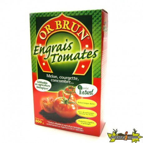 OR BRUN GRANULES SPECIAL TOMATES 800G