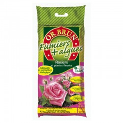 OR BRUN FERTILISANT ROSIERS 5KGS