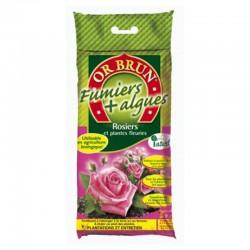 Or brun - fertilisant rosiers 5kg