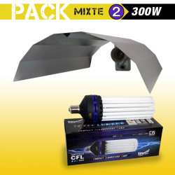KIT lampe CFL 300W MIXTE 2