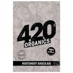 420 Organics - Rootshoot Bascilius 10g , bactéries bénéfiques , activateur racinaire