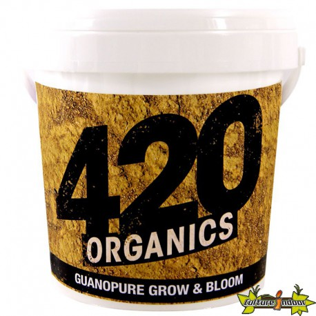 420 Organics - Guanopure Grow and Bloom 250g