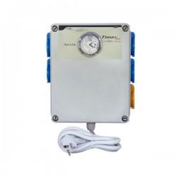 GSE - Programmateur Timer Box II 4X600W (avec prise chauffage)