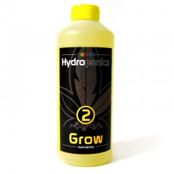 12345 Hydroponics - N°2 Grow - 1L , engrais de croissance , terre, hydro ,coco