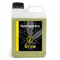 12345 Hydroponics -N°2 Grow - 5L