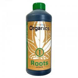 12345 Organics - N°1 Roots - 1L , stimulateur de racines