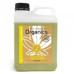 12345 Organics - N°2 Grow - 5L