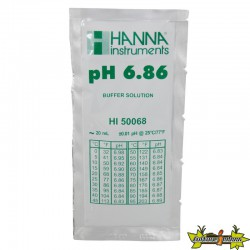 HANNA - SACHET X1 ÉTALONNAGE pH 6.86 , solution de calibration