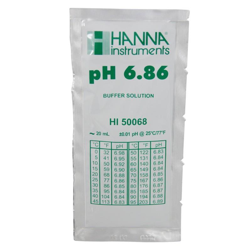 HANNA SACHET ETALONNAGE PH 6.86