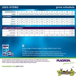 Tableau de culture Plagron Hydro