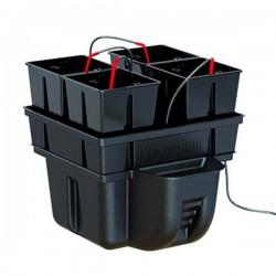 Platinium Hydroponics - HydroStar 40 4 pots - MJ 400 , système hydroponique