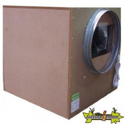 Winflex - Caisson insonorisé Sono-Box Bois S-vent 5050m³/h 250mm Ø315