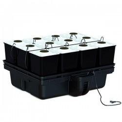 Platinium Hydroponics - AeroStar 80 12 pots - MJ 1000 , système aéroponique , aéroponie