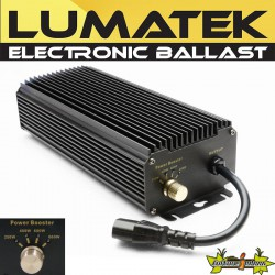 LUMATEK - BALLAST ELECTRONIQUE SERIE SPECIALE DARK STAR 600W DIMMABLE