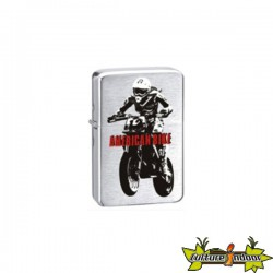 Belflam Oil - Le Briquet Essence American Bike Modele 1