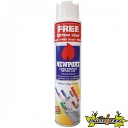 Gaz Newport Pour Briquet 250Ml