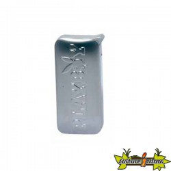 Playboy - Briquet Piezo Dl-12 - Silver Playboy