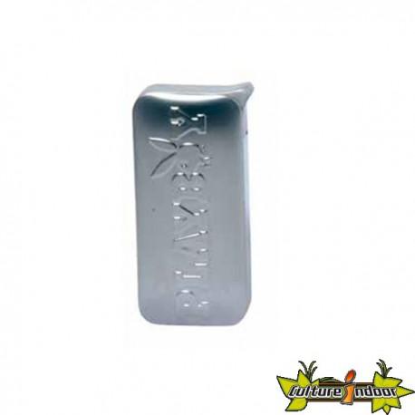Playboy - Briquet Piezo Dl-12 - Silver Playboy