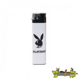 Playboy - Briquet Geant 16Cm Bunny'' Dl-12 Blanc''
