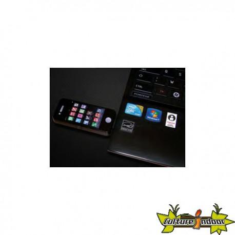 Champ - Briquet Usb Flamless Type I-Phone Dl-12 - Noir