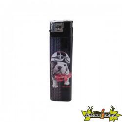 Teo Jasmin - Briquet Geant 16Cm Dl-12 Noir