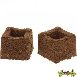 Cube coco tourbes Eazy Plug - EAZY BLOCK 7.5 X 7.5 X 6CM