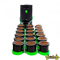ALIEN 18 POTS 10 L FLOOD AND DRAIN
