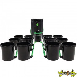 ALIEN 12 POTS XL 20 L FLOOD AND DRAIN